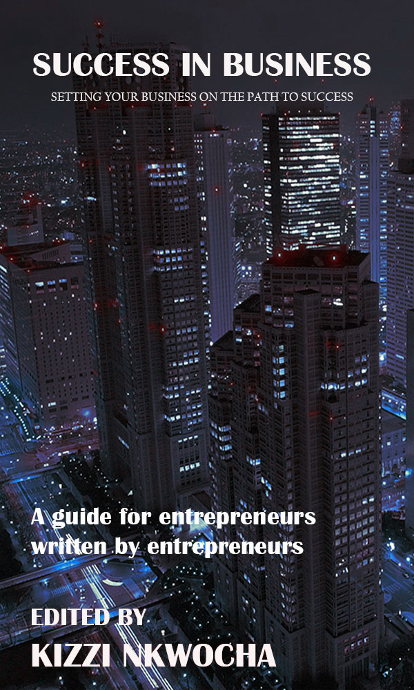 Mithra Publishings new book Success in Business