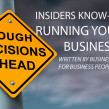 Insiders Know-How: Running Your Own Business